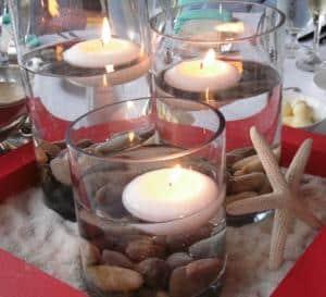 Silvester tischdekoration ideen accesoires f r die party for Silvester tischdeko ideen